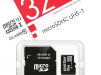 Карта памяти MicroSDHC 32 Gb SmartBuy
