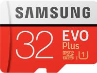 Карта памяти MicroSDHC 32 Gb Samsung EVO PLUS (Оригинал)