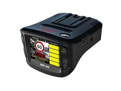 SHO-ME COMBO №1 SIGNATURE с GPS/ГЛОНАСС модулем